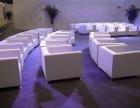 北京单人沙发租赁,白色沙发出租,全新家具租赁