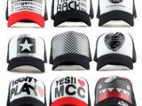 2014新韩版 明星同款男女防晒 卡通遮阳夏季太阳帽 网帽 帽子