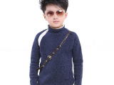 【宾果玩家】 热卖秋冬新款韩版毛线手工儿童装毛衣品牌童装