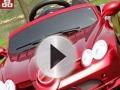 [转卖]包邮新款正品奔驰儿童电动车双驱遥控玩具车婴儿宝宝