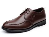 2014年男士新款真皮商务皮鞋休闲品牌男鞋英伦潮男鞋 厂家直供
