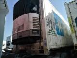 二手大凤凰冷藏车15米的冷藏车