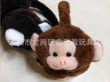 厂家专业定做卡通耳罩批发 儿童立体可爱萌猴耳罩 母婴亲子款耳套