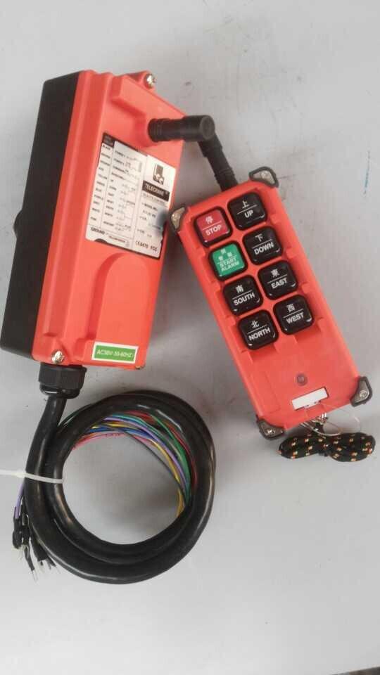 F21-E1B无线工业遥控器 电动葫芦遥控器 单梁起重机行车遥控器