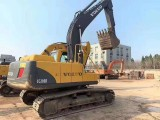 二手挖掘机沃尔沃210BLC原装进口原装三大件无拆无休