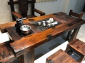 老船木家具茶桌茶台 功夫茶桌椅组合
