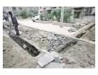 北京地面开线槽路面切割开槽地面路面挖沟开槽