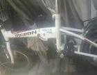 2台16轮折叠自行车出售价格450和260