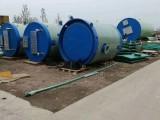 全自动玻璃钢智能一体化泵站雨水收集提升设备地埋式污水泵站