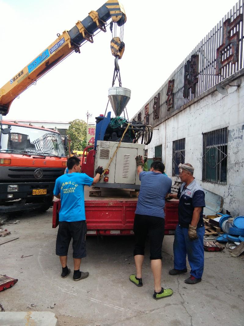 太原瑞祥搬家搬机器公司起重吊装家具吊运