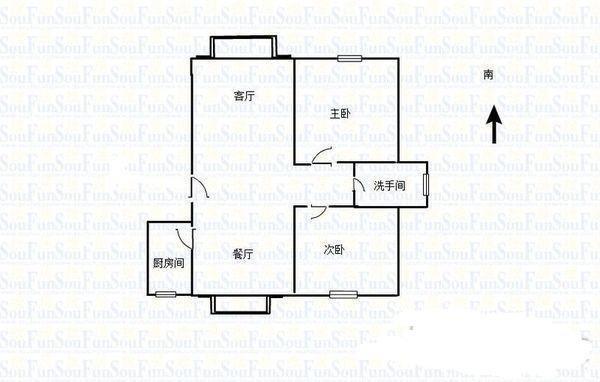 星纳家园2房285万元,房东急售