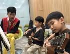 无锡少儿乐器培训 少儿吉他培训班 艺秀教育