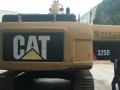 卡特325D二手挖掘机现货出售信息+市场报价