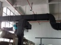 白铁皮加工 通风管道、排烟管道、厨房油烟罩