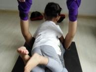 亲子瑜伽,带上你的孩子