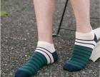 男士纯棉条纹船袜批发网站 广元袜子批发市场 四川袜子批发
