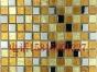 水晶镜面玻璃马赛克 电镀拼图玄关KTV墙贴