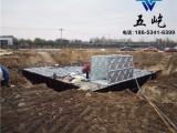 BDF水箱制作 BDF地埋水箱安装 五屹水箱专业铸就品质