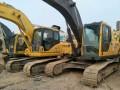 杭州二手挖机市场地点杭州二手挖掘机沃尔沃240市场