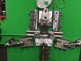 山东河北M10羊眼圈自动成型搓丝设备 图