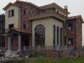 乐山自建房 别墅主体 室内 庭院景观设计及施工