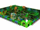 室内淘气堡设备 大型儿童乐园设计安装厂家