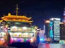 上海浦江游览,浦江游览自助餐,龙船自助餐