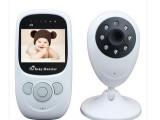 2.4寸无线数字婴儿监控夜视看护器 带夜