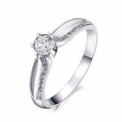 武汉久福源珠宝,定制钻戒婚戒对戒,钻戒3888元