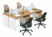 西安办公桌椅哪里买 西安屏风工位多少钱