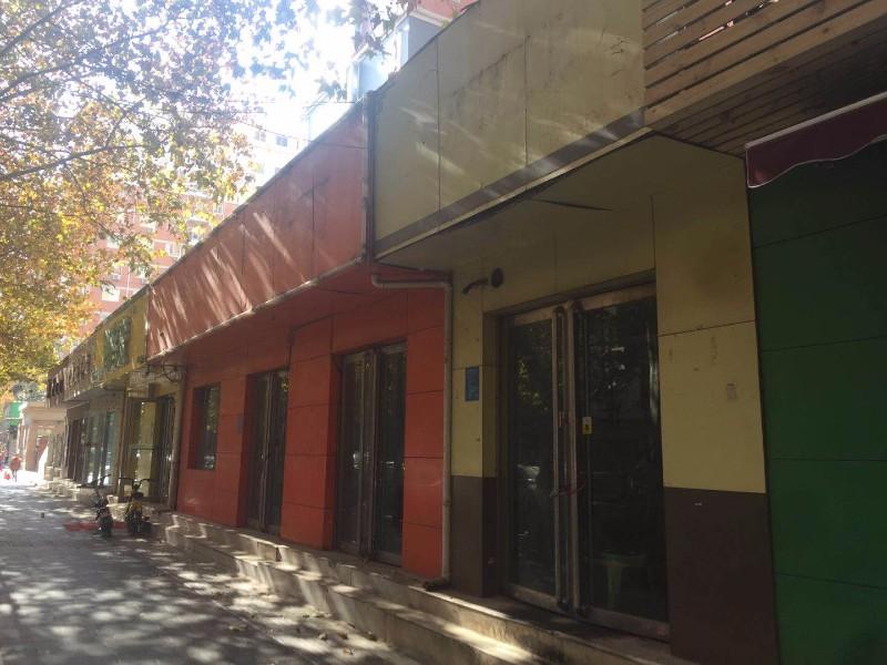 水利厅社区门口23-160平临 街 旺 铺 个 人 直 租