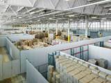 美国智慧仓储立方空间 7.5米高,面积随需,一天起租