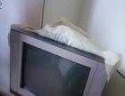 老电视便宜处理两台电视34寸和29寸CRT 达
