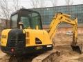 现代 R60-7 挖掘机  (工作一切正常)