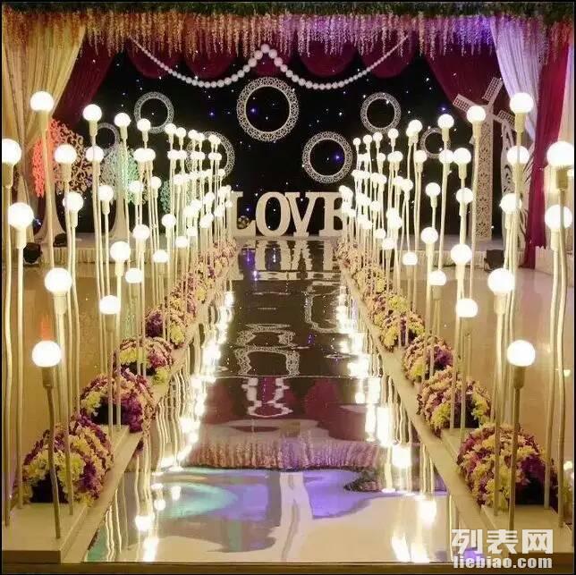 垫江县婚礼策划那家好浪漫一生