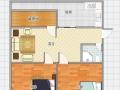 《明珠无虚假》新华路怡新苑精装3室 出租 带全套家电家具