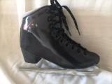冰刀鞋,玻璃钢一体专利