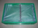 供應臺車防塵布 防雨 透明PVC夾網布100米起訂現貨