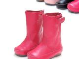 童鞋2014新淘宝货源批发儿童中筒靴女童真皮靴免费代理一件代发货