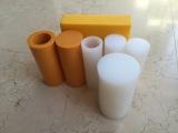 山西中科天罡超高分子量聚乙烯棒,黄色UPE棒,黄色UHMWPE棒