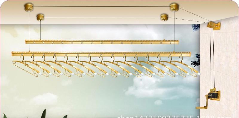 上海浦东区维修升降晾衣架 销售 安装 晾衣架