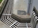 湖南信燁牌304,316不銹鋼天燃氣管雙卡壓薄壁不銹鋼水管
