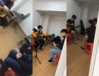 太原专业吉他培训 少儿吉他 成人吉他 中老年吉他班