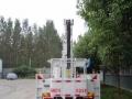 转让 高空作业车程力专汽20米高空作业车杭州总代理