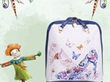 女包加盟代理 时尚印花包厂家 玫瑰有约品牌包
