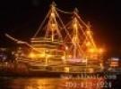 上海浦江游览船餐-船长号自助餐-乐航浦江游览自助餐