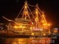 上海浦江游览船票-船长号自助餐-浦江游览自助餐