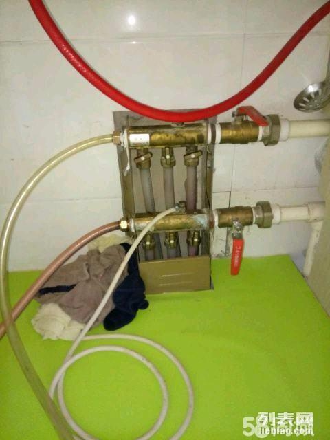 二道万通周边清洗地热高压脉冲换分水器,地热排水,打压专业