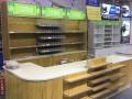 永盛货架定做超市收银台,化妆品柜台,手机柜台
