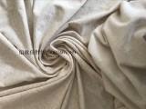 高档保暖全羊毛汗布 羊毛混纺针织面料 张家港羊毛面料生产厂家